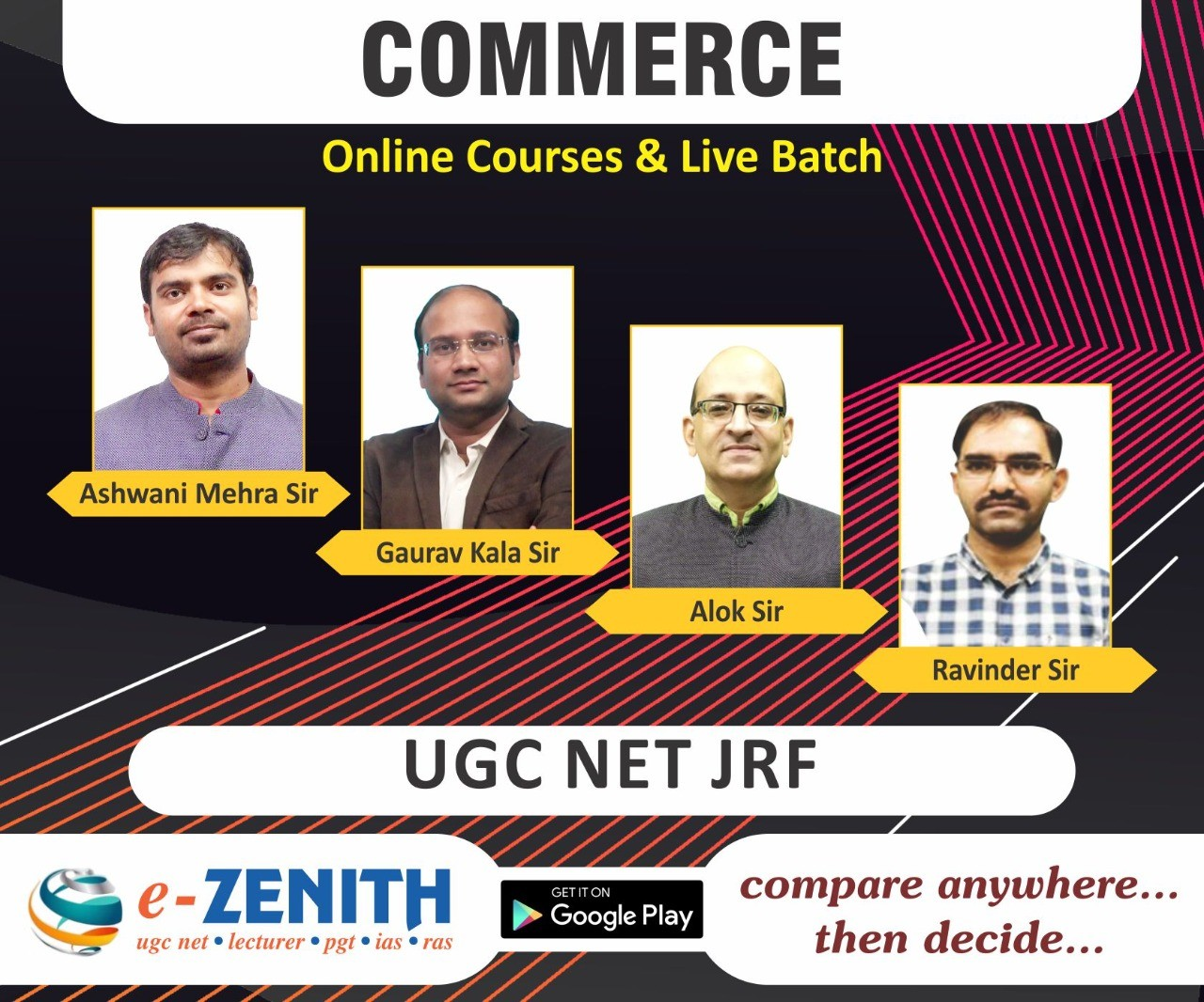 UGC NET COMMERCE ONLINE COURSE