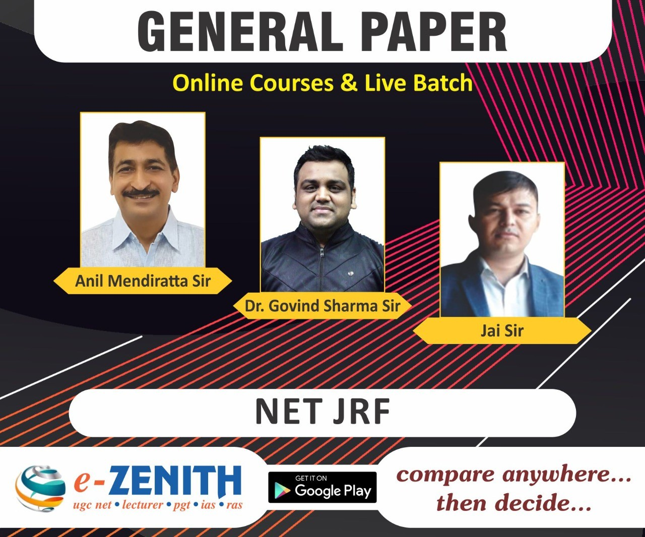 UGC NET GENERAL PAPER ONLINE COURSE